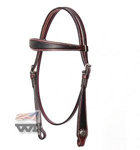 Westernimports Two Tone Headstall